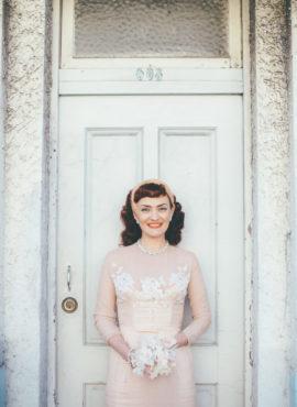 The Flower Cart - Vintage Wedding