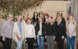 The Flower Cart - floral workshop