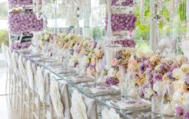 The Flower cart- International events floral design