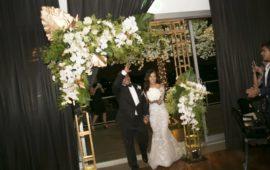 The Flower Cart - Luxe wedding