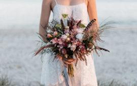 The Flower cart- Beach floral design