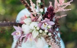 The Flower Cart - boho wedding