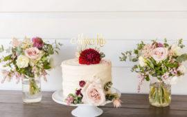 The Flower Cart - classic wedding